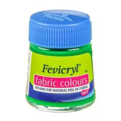 Fevicryl Fabric Colours Light Green 20Ml